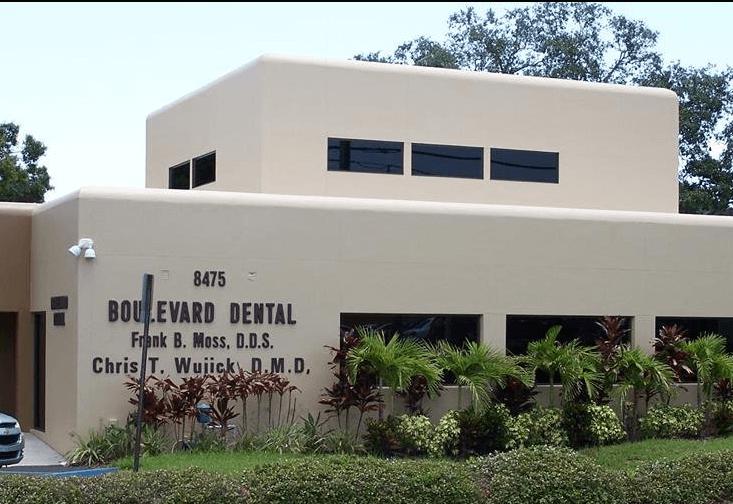 Boulevard Dental exterior view